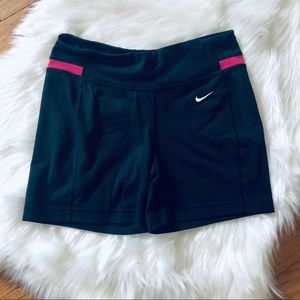 Nike Running Shorts XS Misses Black